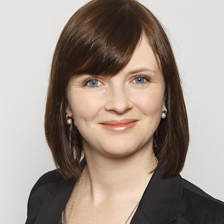 Annika Popp, Bürgermeisterin Leupoldsgrün, Zukunftscoach vhs