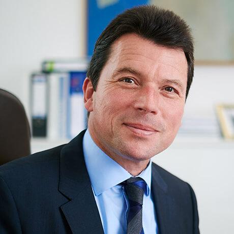 Oberbürgermeister Harald Fichtner